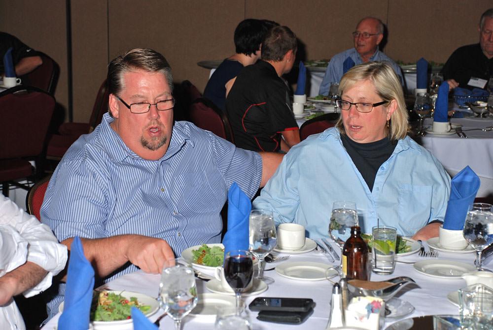 2015 WAPA Conference – Goodrich Banquet